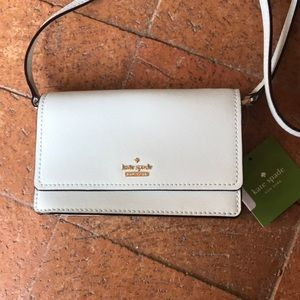 Kate Spade small wallet size crossbody